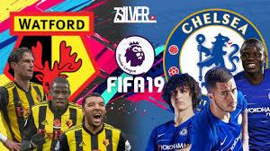 FIFA 19 - วัตฟอร์ด VS เชลซี - พรีเมียร์ลีกอังกฤษ[นัดที่19] - YouTube
