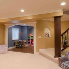 basement ideas for kids area.  For Perfect Finished Basement With Separate Playroom Inside Basement Ideas For Kids Area