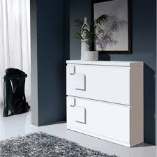 modern shoe rack ideas as well as modern white shoe cabinet two doors  contemporary home furniture