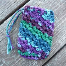 Crochet Soap Saver Pattern
