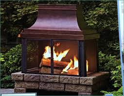charming decoration outdoor propane fireplaces best 25 propane fireplace ideas on