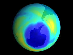 ozone hole might slightly warm planet agu newsroom pr 2013 39 1