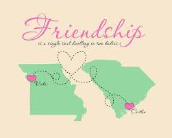 Distance Friendship Quotes Cool Quotes About Friendships And Distance Brilliant Wonderful On