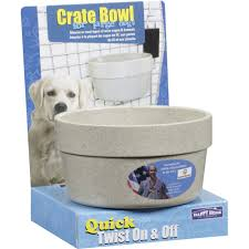 Image result for acrylic pet food bowls for crates