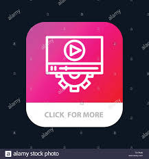 How To Design A Button In Android Video Play Setting Design Mobile App Button Android And