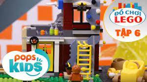 Đồ Chơi Lego - Tập 6 - Trò Chơi Vui Nhộn Của Các Siêu Anh Hùng