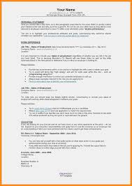 10 Things To Put Under Skills On A Resume Resume Letter
