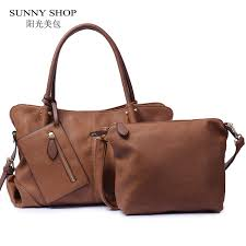 Womens Luggage Sets Designer Vintage Bag Set For Women 2018 Large Capacity Luxury