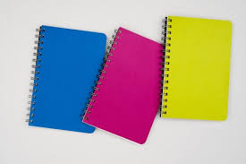 A5 Wire O Multicolor Premium Notebook 200 Pages 210 X 135 Cm