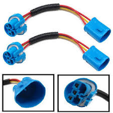 9004 9007 hb5 extension wiring harness sockets wire for headlights image is loading 9004 9007 hb5 extension wiring harness sockets wire