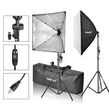 emart softbox photography studio equipment lighting kit 900 watt photo x
