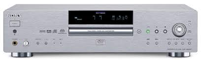 sony dvd player. a dvd player that makes music sony dvd