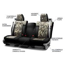camo seat covers for ford f150 coverking ford f 150 2005 realtree camo custom seat