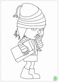 Small Picture Despicable Me Printable Coloring Pages Kids Coloring