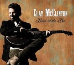 Clay McClinton - Bitin at the Bit on AirPlay Direct