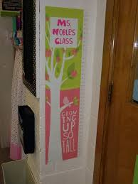 Growth Chart For Classroom Would Be Great For Beginning