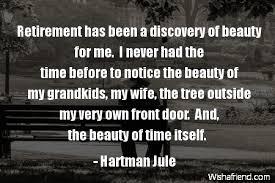 Quotes About Retirement Enchanting Retirement Quotes