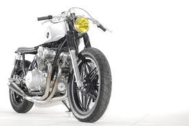honda cb750 cafe racer custom