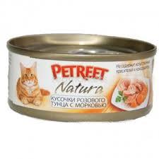 Корм для кошек <b>gimpet</b> shiny cat, тунец конс.70г в Ижевске (2000 ...
