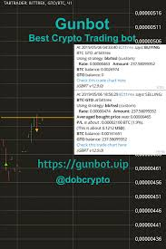 Gdax Btc Chart Pin By Gunbot Best Crypto Trading Bot On Crypto Trading