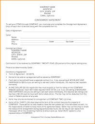 Sample Consignment Agreement Template 24 Consignment Agreement Sample Memo Templates 23