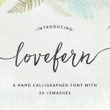 modern calligraphy fonts