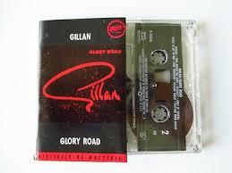 <b>Gillan</b> - <b>Glory Road</b> (Tape,1980) | eBay