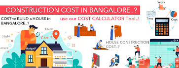 construction cost in bangalore at a4d