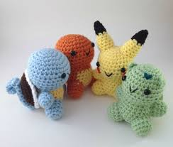 Crochet Pokemon Patterns Best Decorating Design