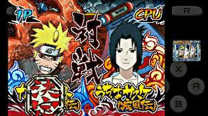 All Character Naruto Shippuden -Shinobi Retsuden 3 + Save Data Nds Emulator  Android ios PC - YouTube