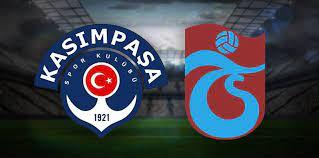 Kasımpaşa - Trabzonspor Canlı Anlatım