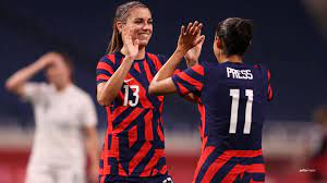 USWNT Puts Sweden Loss Behind Them ...