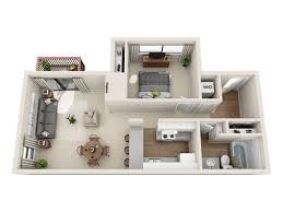 Spacious One Bedroom Apartment In Colorado Springs, CO