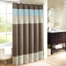 Brown And Tan Curtains Gorgeous Bathroom Black Brown Circle Square