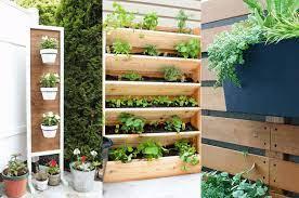 diy vertical and container garden ideas