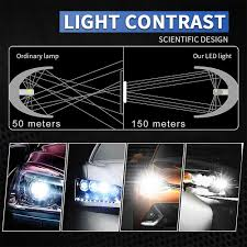 <b>BraveWay</b> Led Car <b>Headlight Bulbs H4</b> H7 H1 Turbo Led 9006 HB4 ...