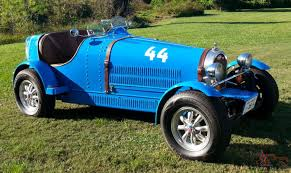 1927 bugatti 35b replica kit car:: 1927 Bugatti Type 35b Replicar Look