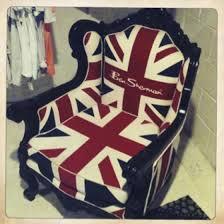 union jack vintage chair i d prefer it minus the ben sherman