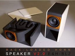 Back <b>Horn Speaker</b> V2.0 BL2 - Bluetooth, Active, Passive by guppyk ...