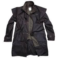 Drizabone Short Coat Brown