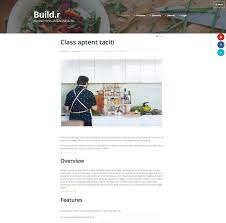 Website Builder Templates Beauteous Buildr Joomla Do It Yourself Starter Theme