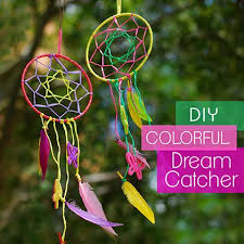 How To Make Your Own Dream Catcher Make Your Own Dream Catcher Feathers Tutorials And Beads 23