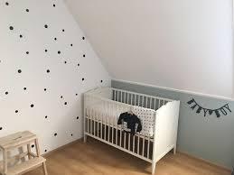 Babyboyroom Zwart Wit En Stippen Early Dew Babyboy Babykamer