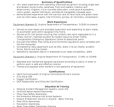 Forklift Operator Resume Forklift Operator Resume Best Skill Pdf Cover Letter Vesochieuxo 86