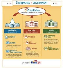 Three Branches Of Government Chart Teach Kids About The Three Branches Of Government With This