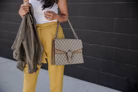 mustard trousers lineapelle leatherjacket 14