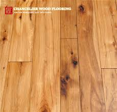 what is hickory hardwood flooring pros and cons