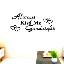 home décor items bedroom wall art decal