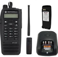 motorola 6580. motorola xpr6580 two way radio aah55uch9lb1an digital 800/900mhz 6580