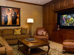 home theater art. image by: eminent interior design home theater art